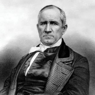 1848: Texas founding father Sam Houston